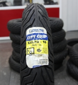 Vỏ Michelin City Grip 120/80-16