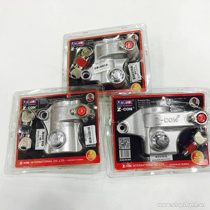 Khóa đĩa chống trộm Z-Con cho xe Nouvo, Air Blade 125