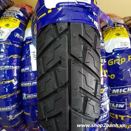 Vỏ Michelin City Grip Pro 80/90-14