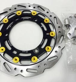 Đĩa thắng Boushi 270mm luôn pat CNC cho Yamaha NVX