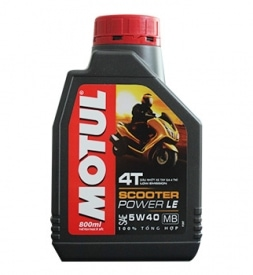 Motul Scooter Power LE 5W40 0.8L