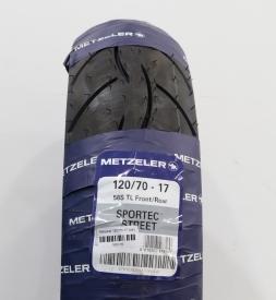 Vỏ Metzeler 120/70-17