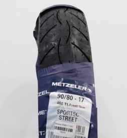 Vỏ Metzeler 90/80-17