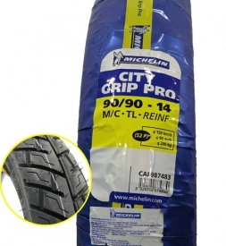 Vỏ Michelin City Grip Pro 90/90-14