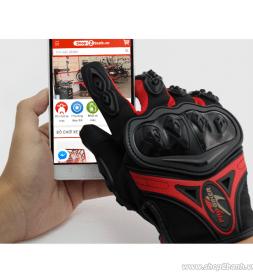 Găng tay bảo hộ cảm ứng điện thoại Pro Biker (chính hãng)