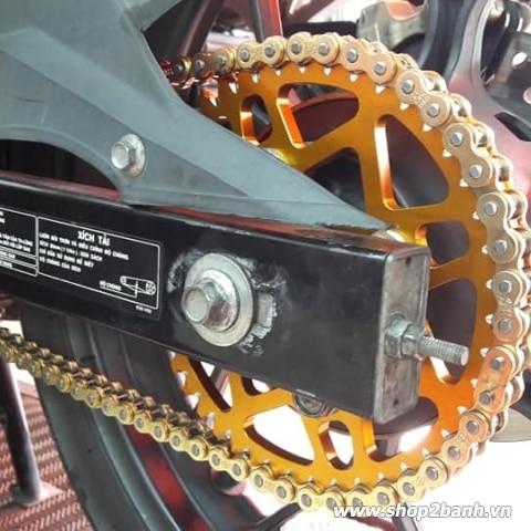 Dĩa tải nhôm 7 CNC cho Honda Winner 150