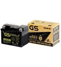 BÌNH ắc quy GS GTZ5S-E