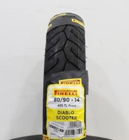 Vỏ Pirelli 80/90-14 Diablo Scooter