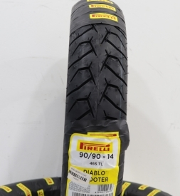 Vỏ Pirelli 90/90-14 Diablo Scooter