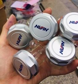 Bình dầu Nissin nắp nhôm CNC