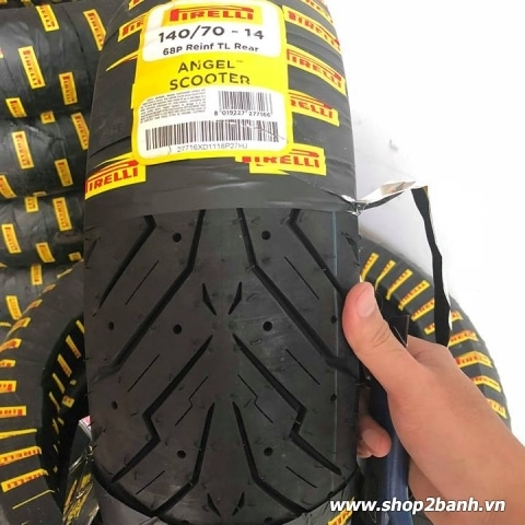 Vỏ Pirelli 140/70-14 Angel Scooter