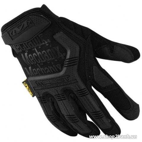 Găng tay bảo hộ dài ngón Mechanix Mpact