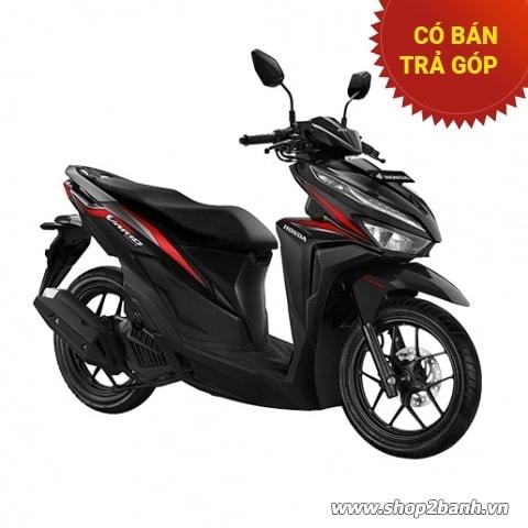 Xe Honda Vario 125 xám đen nhập khẩu Indo 2019