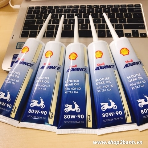 Nhớt hộp số Shell Advance Scooter Gear Oil