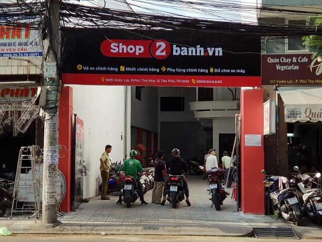 Phụ tùng đồ chơi xe máy quận Tân Phú chất lượng giá tốt nhất