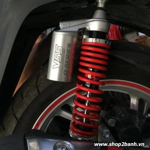 Phuộc YSS bình dầu (chính hãng) cho SH300i, SHVN, Forza