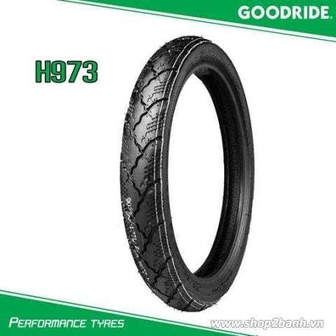 Vỏ xe Goodride H973 90/80-17