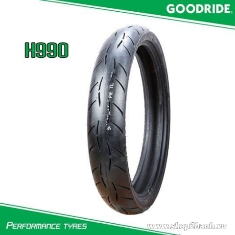 Vỏ xe Goodride H990 90/80-17