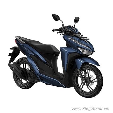 Xe Honda Vario 150 xanh nhám nhập khẩu Indo 2019