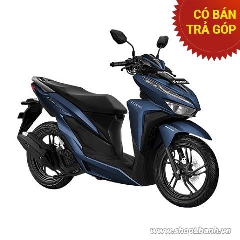 Xe Honda Vario 150 xanh nhám nhập khẩu Indo 2020