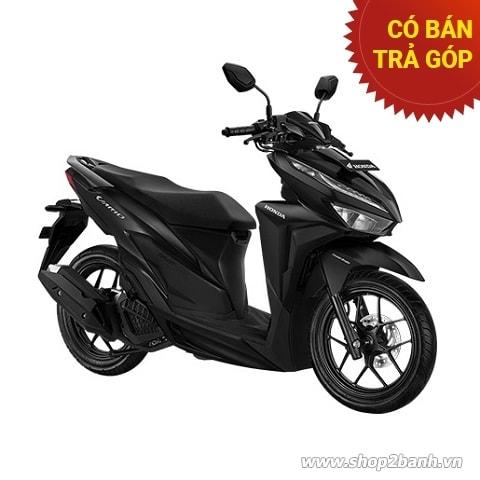 Xe Honda Vario 125 đen nhám nhập khẩu Indo 2019