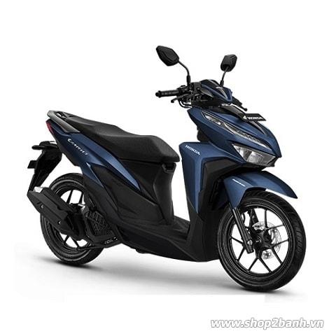 Xe Honda Vario 125 xanh nhám nhập khẩu Indo 2019