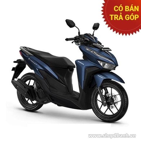 Xe Honda Vario 125 xanh nhám nhập khẩu Indo 2021