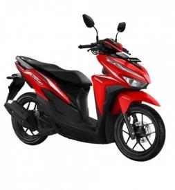 Xe Honda Vario 125 đỏ nhập khẩu Indo 2019