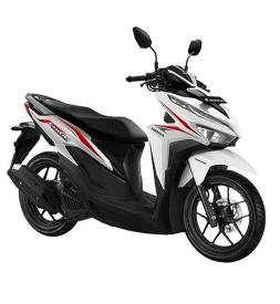 Xe Honda Vario 125 trắng đỏ nhập khẩu Indo 2019