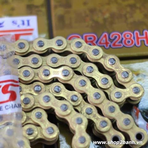 Sên vàng SSS 428HS (chính hãng) 10ly 130L