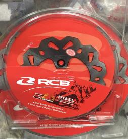 Đĩa thắng RCB (chính hãng) sau cho Satria, Raider