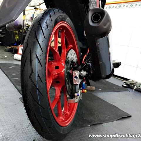 Vỏ Pirelli 90/80-17 Diablo Rosso Sport