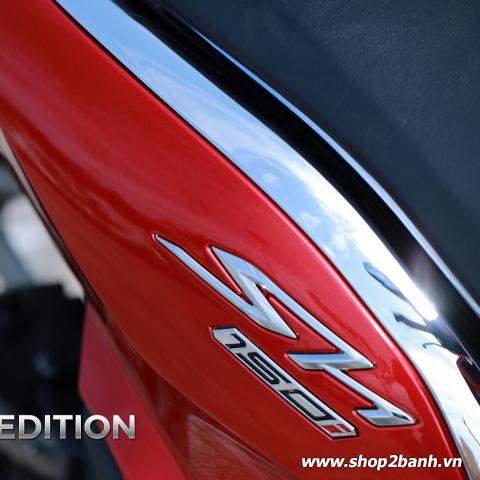 Dàn áo SH 300i cho SHVN 125/150 đời 2017 chính hãng ZEDITION