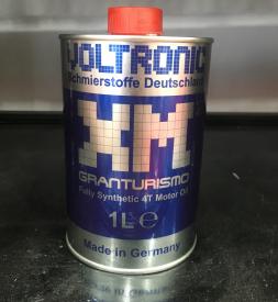 Nhớt Voltronic Granturismo XM Blue (xanh)