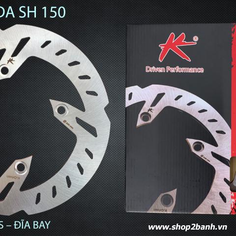 Đĩa thắng K-Driven Đĩa Bay (chính hãng) cho SH 125/150