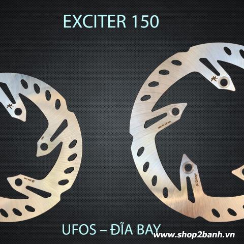 Đĩa thắng sau K-Driven Đĩa Bay (chính hãng) cho Exciter 150