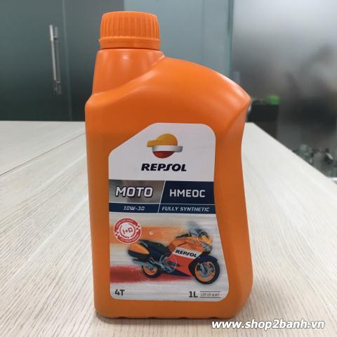 Nhớt Repsol HMEOC 10W30