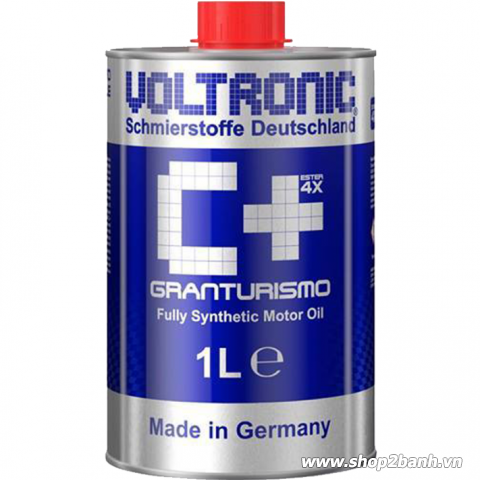 Nhớt Voltronic Granturismo C+ Blue (xanh)