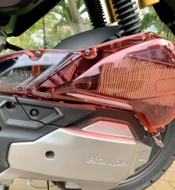Ốp Lọc Gió Trong Suốt Chính Hãng Zhi.Pat dành cho Honda ADV, PCX mới