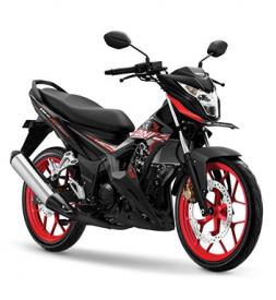 Xe Honda Sonic 150R 2020 đen mâm đỏ nhập khẩu Indo