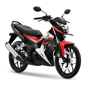 Xe Honda Sonic 150R 2020 đen đỏ nhập khẩu Indo