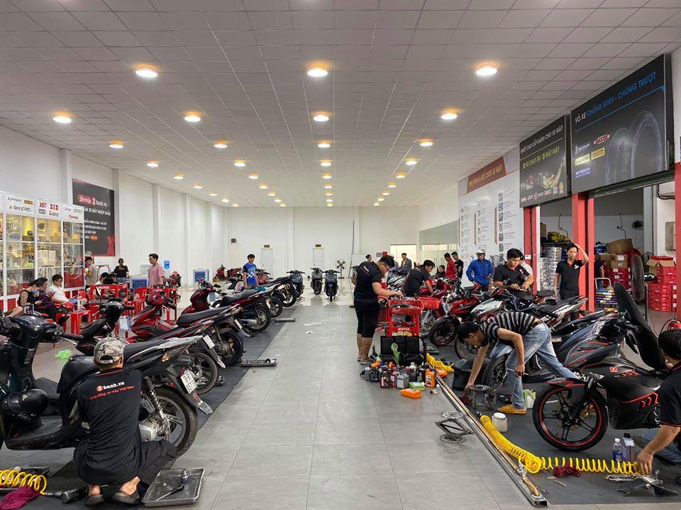 Tuyển dụng Thợ sửa xe máy tại TPHCM