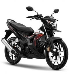 Honda Sonic 150R 2020 màu đen nhập khẩu Indosesia