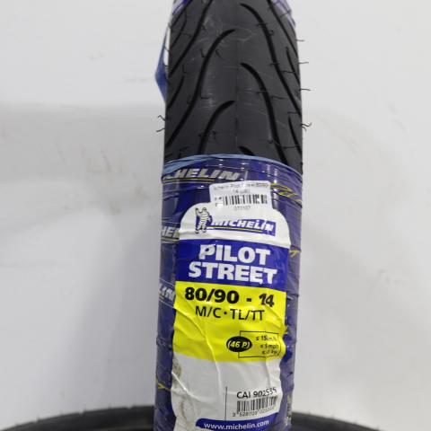 Vỏ xe Michelin Street 80/90-14
