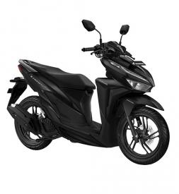 Xe Honda Vario 150 đen nhám nhập khẩu Indo