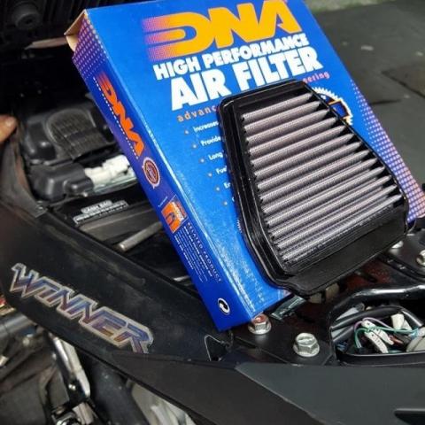 Lọc gió DNA (chính hãng) dành cho Honda Winner, Sonic