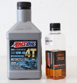 Nhớt chiết lẻ Amsoil 10W40 Performance (150ml)