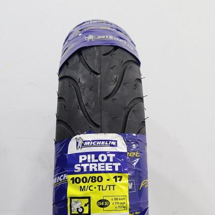 Vỏ xe Michelin Street 100/80-17