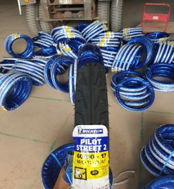Vỏ Michelin 60/90-17 Pilot Street 2