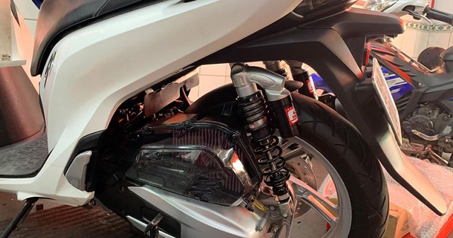 Honda SH độ pô e tăng tốc: Nên hay không?